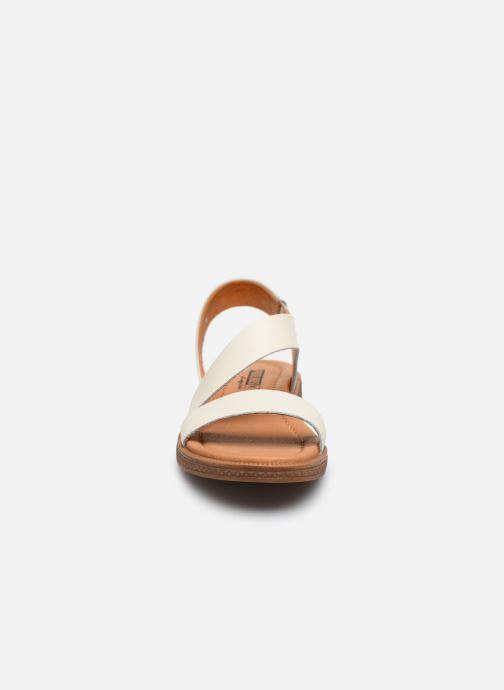 Sandales et nu-pieds Pikolinos Moraira W4E-0834 Blanc vue portées chaussures