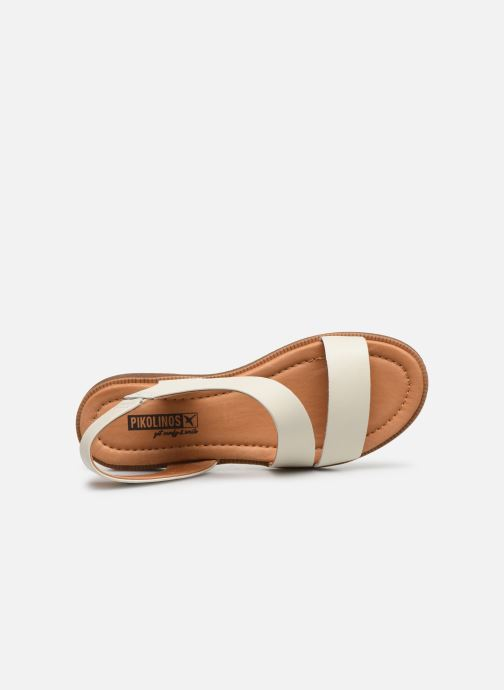 Sandales et nu-pieds Pikolinos Moraira W4E-0834 Blanc vue gauche