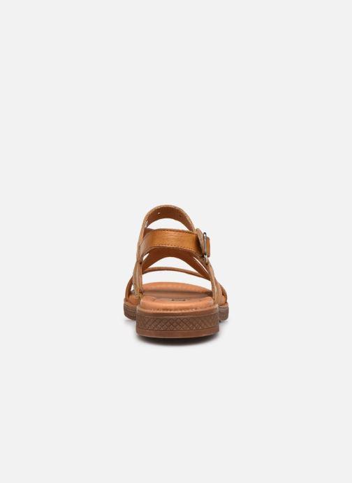 Sandali e scarpe aperte Pikolinos Moraira W4E-0976C1 Marrone immagine destra