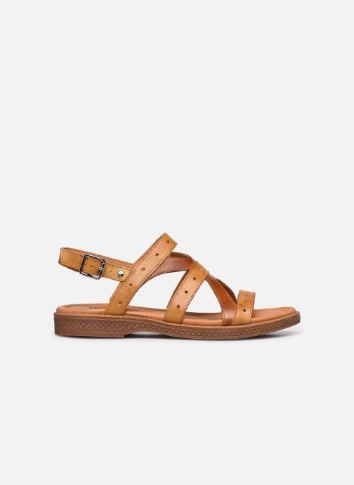 Sandali e scarpe aperte Pikolinos Moraira W4E-0976C1 Marrone immagine posteriore