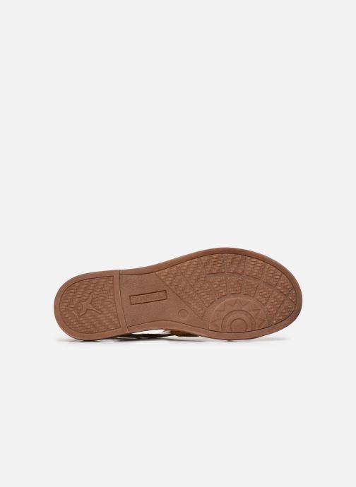 Sandali e scarpe aperte Pikolinos Moraira W4E-0976C1 Marrone immagine dall'alto