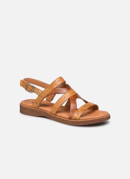 Sandali e scarpe aperte Pikolinos Moraira W4E-0976C1 Marrone vedi dettaglio/paio