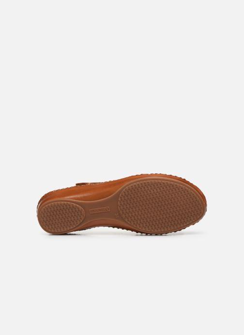 Sandali e scarpe aperte Pikolinos P. Vallarta 655-0621C2 Marrone immagine dall'alto