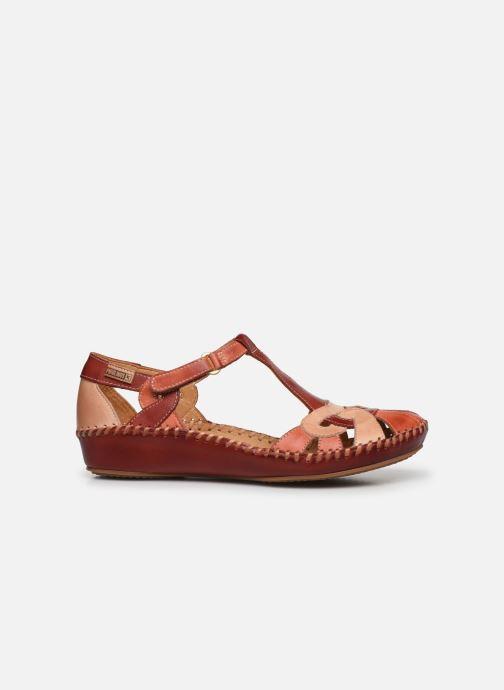 Sandali e scarpe aperte Pikolinos P. Vallarta 655-0621C2 Rosso immagine posteriore