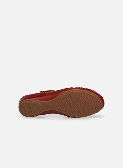 Sandali e scarpe aperte Pikolinos P. Vallarta 655-0621C2 Rosso immagine dall'alto