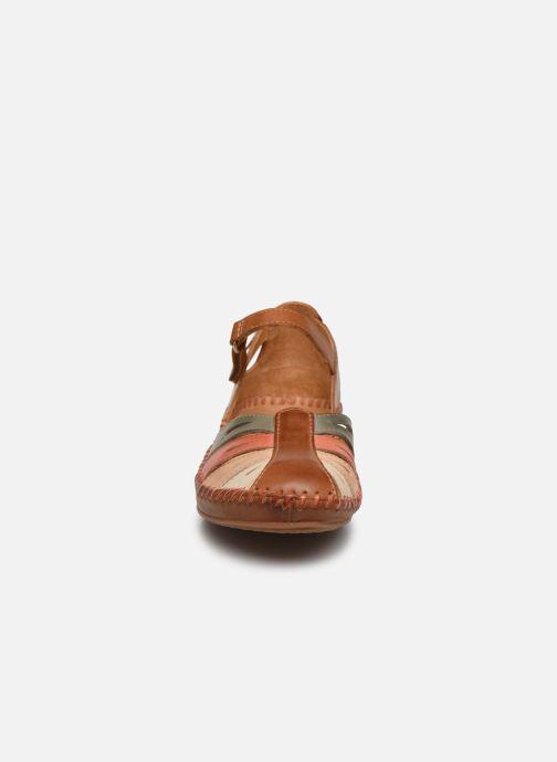 Sandali e scarpe aperte Pikolinos P. Vallarta 655-0895C1 Marrone modello indossato