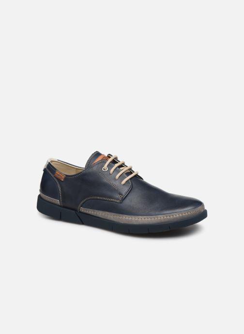 Chaussures à lacets Pikolinos Palamos M0R-4339C1 Bleu vue détail/paire