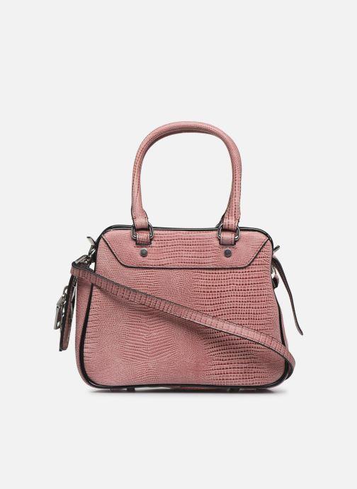 Sacs à main Essentiel Antwerp Vertuosi Leather Mini Shoulderbag Rose vue face