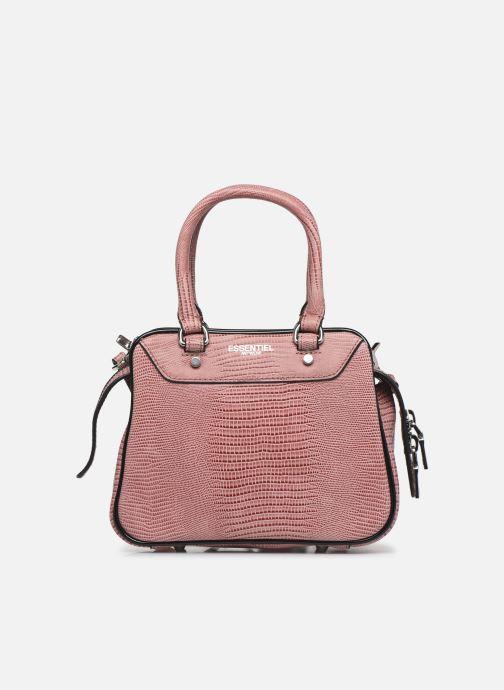 Sacs à main Essentiel Antwerp Vertuosi Leather Mini Shoulderbag Rose vue détail/paire