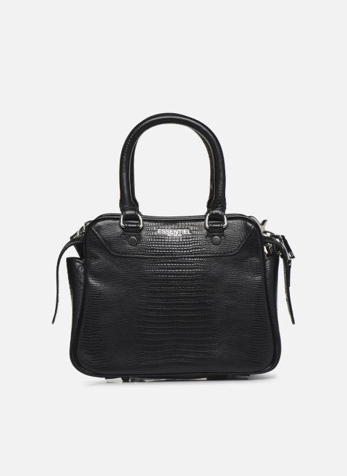 Sacs à main Essentiel Antwerp Vertuosi Leather Mini Shoulderbag Noir vue détail/paire