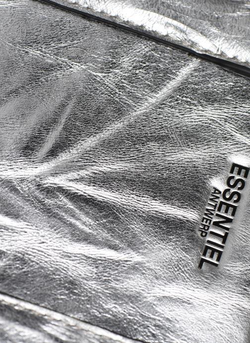 Sacs à main Essentiel Antwerp Vicaro Leather Shoulderbag Argent vue gauche