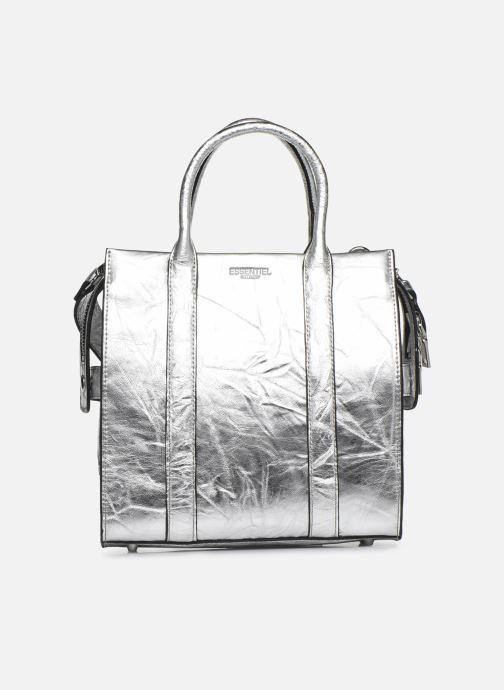 Sacs à main Essentiel Antwerp Vicaro Leather Shoulderbag Argent vue détail/paire