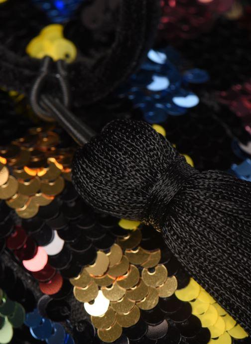 Sacs pochettes Essentiel Antwerp Viona Sequined Bag Multicolore vue gauche
