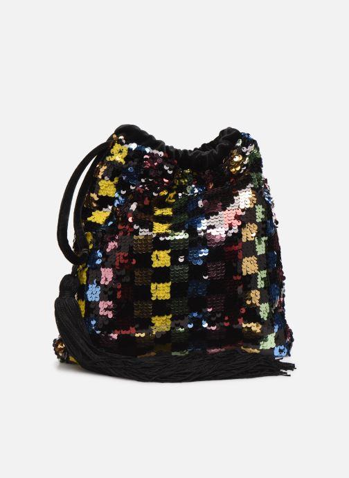 Sacs pochettes Essentiel Antwerp Viona Sequined Bag Multicolore vue détail/paire
