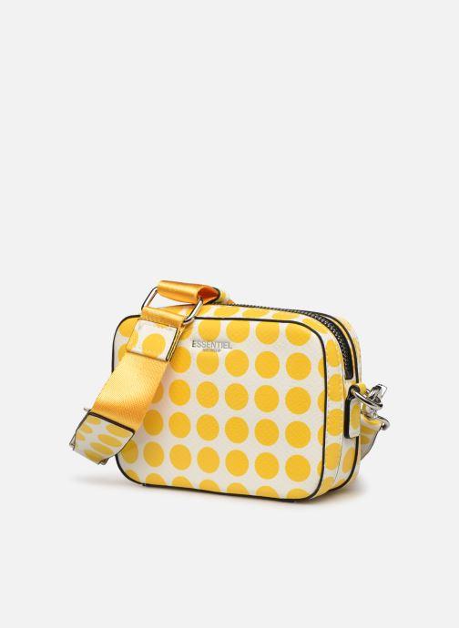 Handtaschen Essentiel Antwerp Vlotti Shoulderbag gelb schuhe getragen