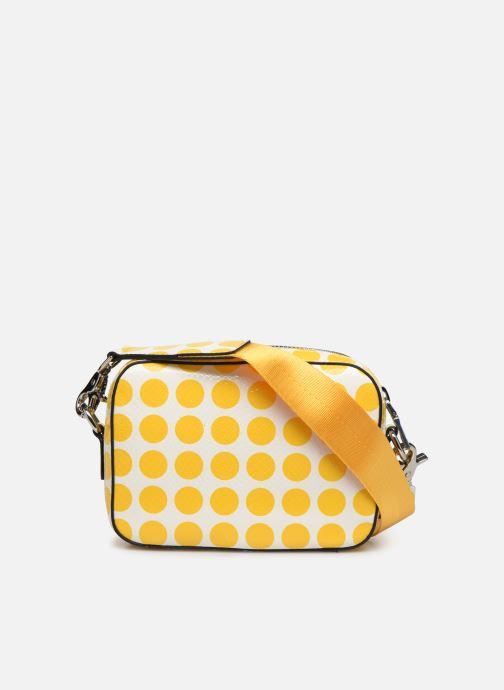 Handtaschen Essentiel Antwerp Vlotti Shoulderbag gelb ansicht von vorne