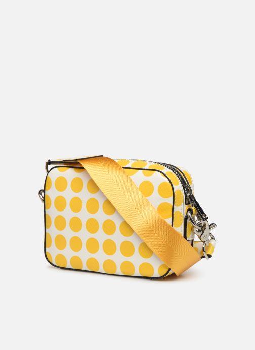 Handtaschen Essentiel Antwerp Vlotti Shoulderbag gelb ansicht von rechts