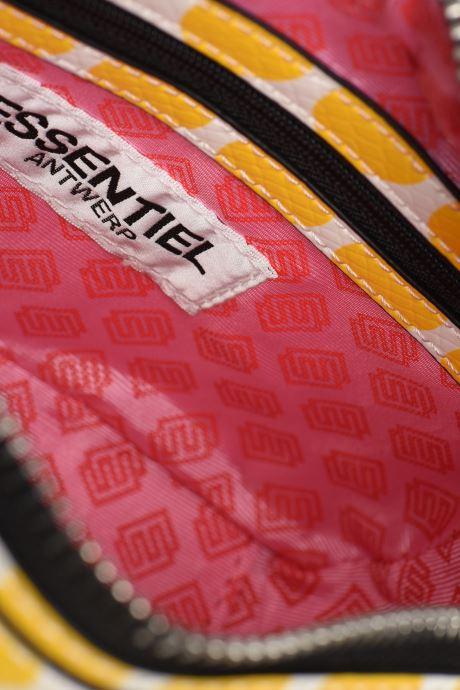 Handtaschen Essentiel Antwerp Vlotti Shoulderbag gelb ansicht von hinten