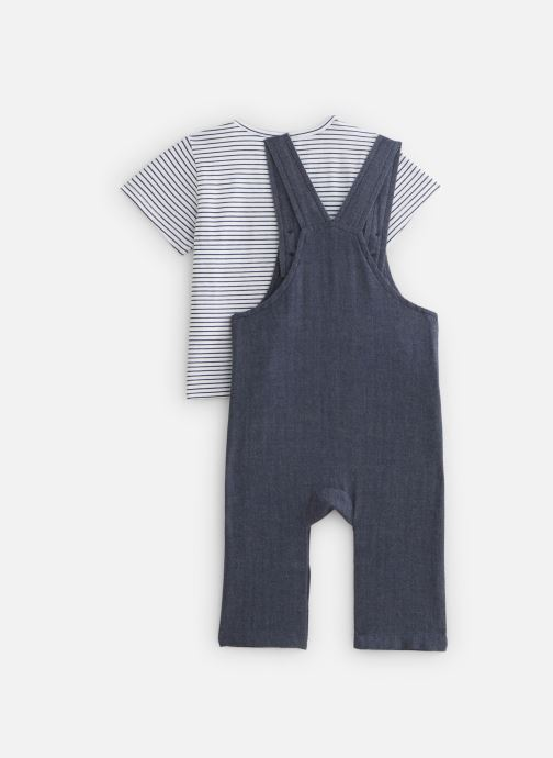 Vêtements Noukies Cocon Set 2 Pcs Salopette Bleu vue bas / vue portée sac