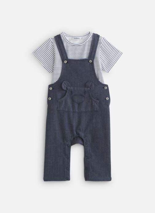 Vêtements Noukies Cocon Set 2 Pcs Salopette Bleu vue détail/paire