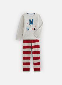 Kleding Accessoires Bdm Boy Pyjama 2Pcs Velours