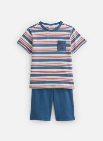 Bdm Boy Pyjama 2Pcs Jersey Court