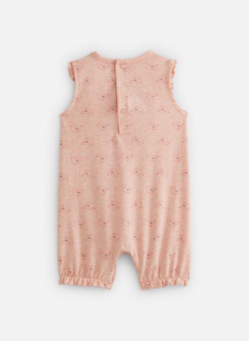 Vêtements Noukies Smart Girl Combi Jersey Ao Rose vue bas / vue portée sac
