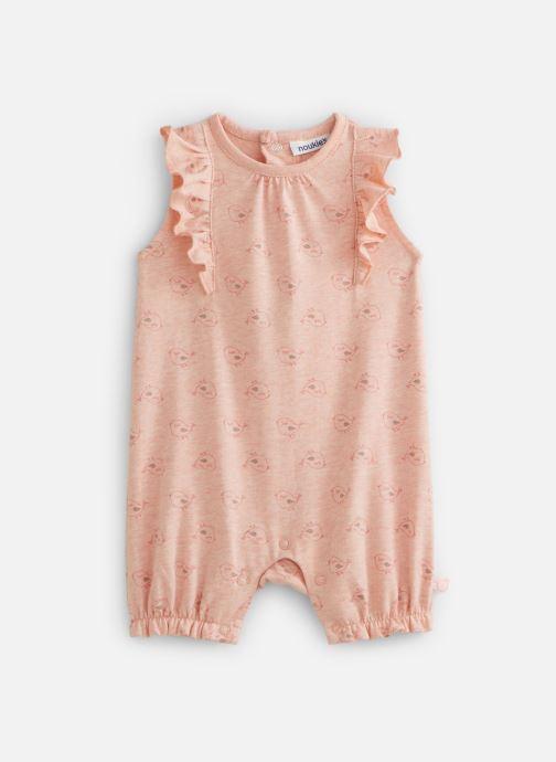Vêtements Noukies Smart Girl Combi Jersey Ao Rose vue détail/paire