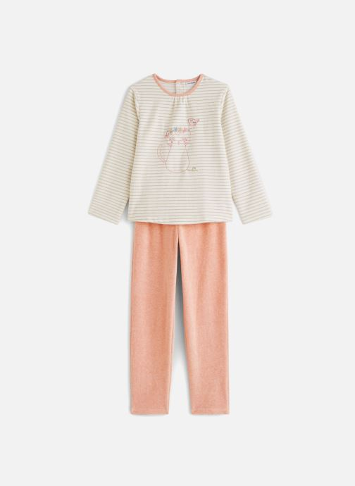 Smart Girl Pyjama 2Pcs Velours