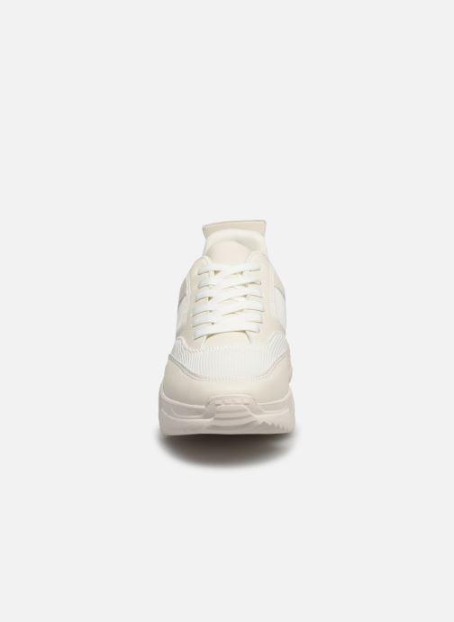 Baskets Essentiel Antwerp Vultra Blanc vue portées chaussures