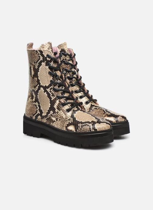 Boots en enkellaarsjes Essentiel Antwerp Vladik Beige 3/4'