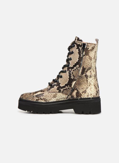 Boots en enkellaarsjes Essentiel Antwerp Vladik Beige voorkant