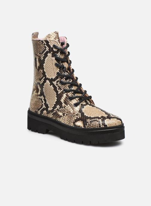 Boots en enkellaarsjes Essentiel Antwerp Vladik Beige detail