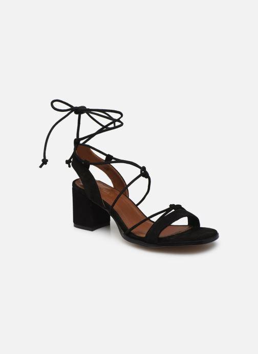 Alohas Sandals Sophie (negro) - Sandalias Chez
