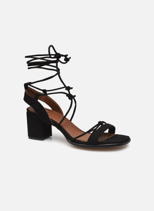 Sandalen Alohas Sandals SOPHIE schwarz detaillierte ansicht/modell
