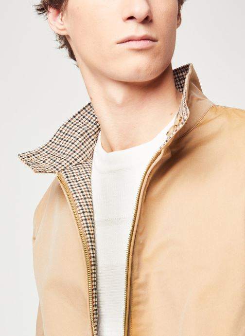 Vêtements Scotch & Soda Chic reversible bomber jacket Marron vue face
