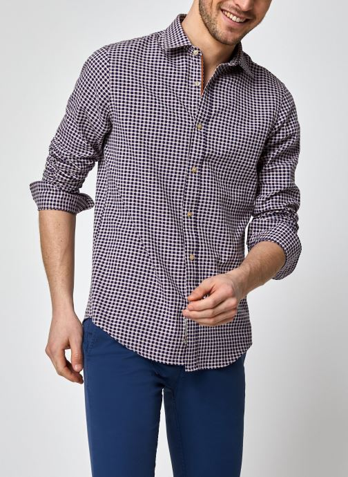 Regular Fit- Chic shirt in structured weave