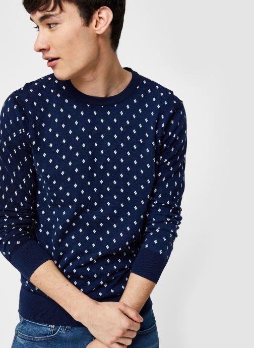 Vêtements Accessoires Classic all-over printed cotton crewneck pull