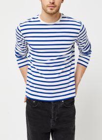 T-shirt manches longues - Marinière Crozon