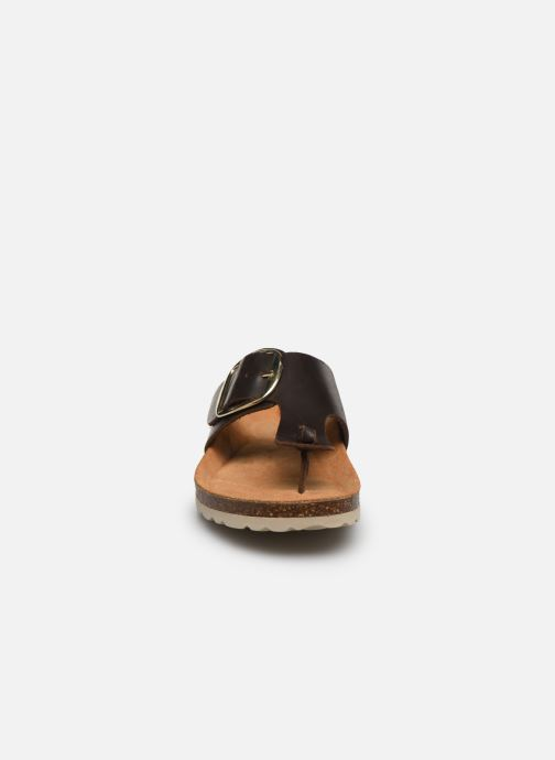 Mules et sabots Georgia Rose Soft Bilut Noir vue portées chaussures