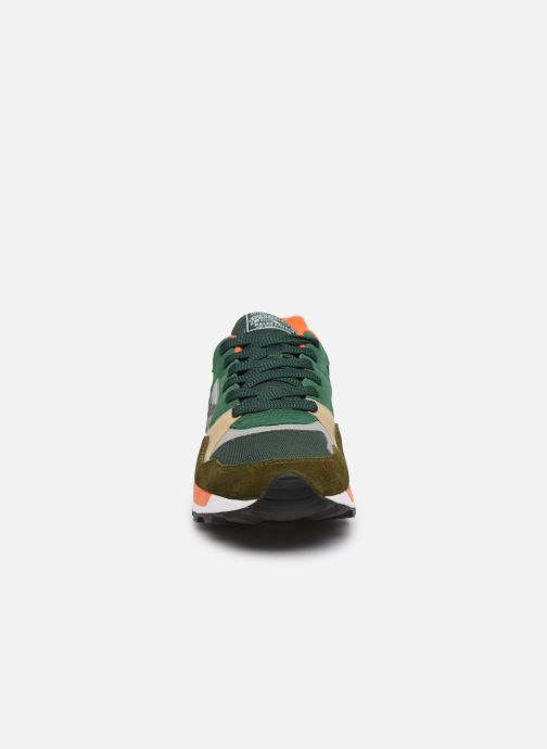 Baskets Polo Ralph Lauren TRCKSTR VARS Vert vue portées chaussures