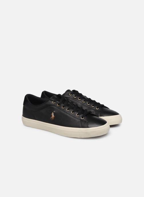 Sneakers Polo Ralph Lauren LONGWOOD Sort 3/4 billede