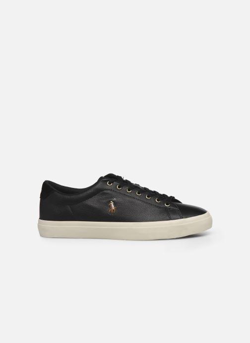 Sneaker Polo Ralph Lauren LONGWOOD schwarz ansicht von hinten