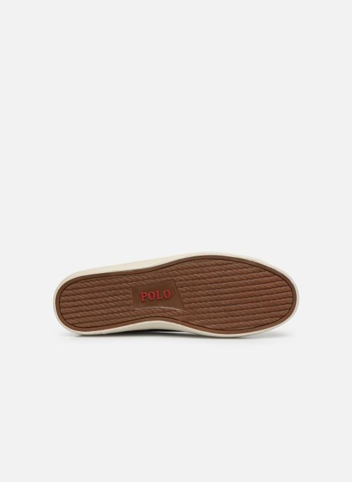 Sneakers Polo Ralph Lauren LONGWOOD Nero immagine dall'alto