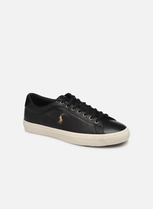 Sneakers Polo Ralph Lauren LONGWOOD Sort detaljeret billede af skoene