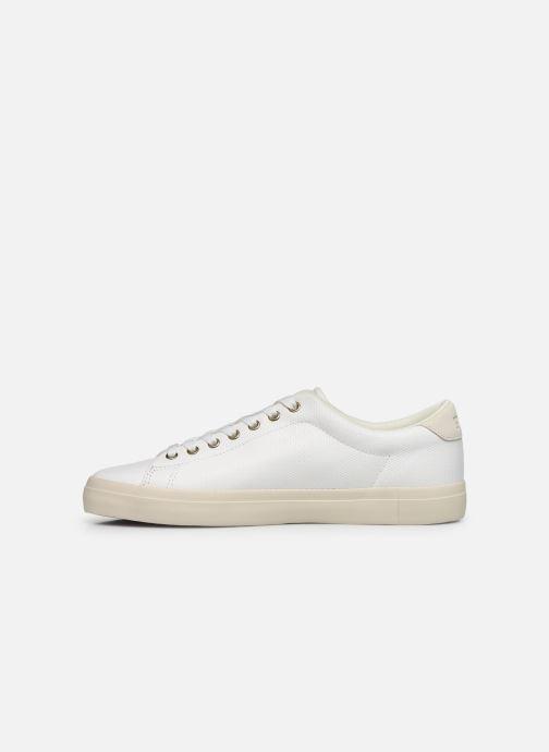 Sneaker Polo Ralph Lauren LONGWOOD weiß ansicht von vorne