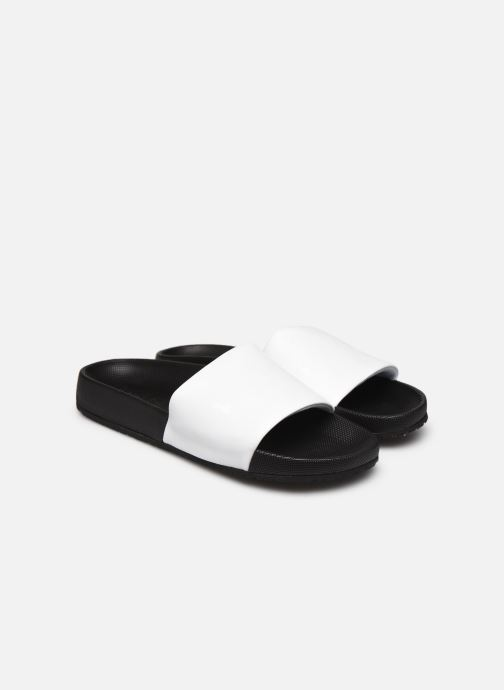 Sandalias Polo Ralph Lauren CAYSON PP Negro vista 3/4