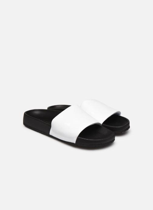 Sandales et nu-pieds Polo Ralph Lauren CAYSON PP Noir vue 3/4