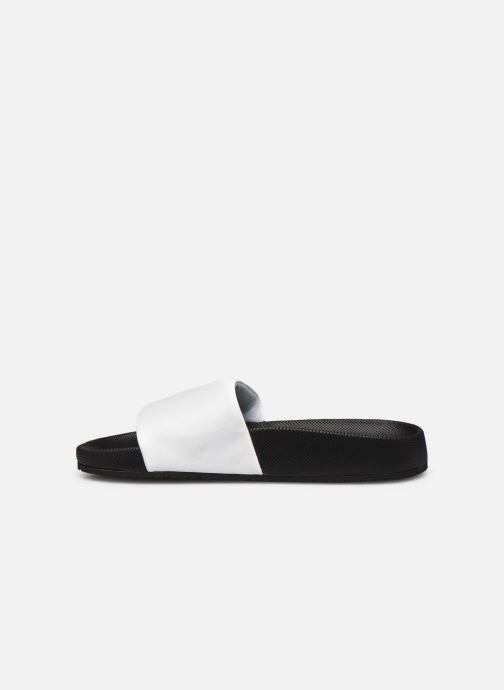 Sandales et nu-pieds Polo Ralph Lauren CAYSON PP Noir vue face