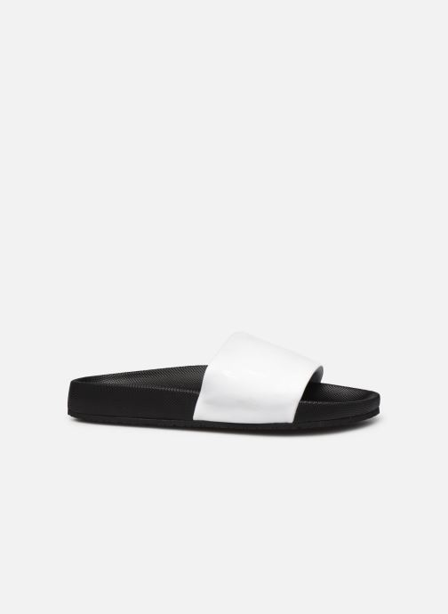 Sandales et nu-pieds Polo Ralph Lauren CAYSON PP Noir vue derrière